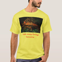 Wash away Ewings Sarcoma T-Shirt