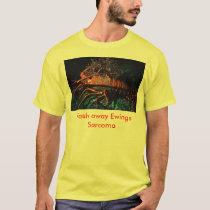 Wash away Ewings Sarcoma T-Shirt