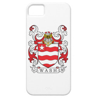 Wash Family Crest Cover For iPhone 5/5S