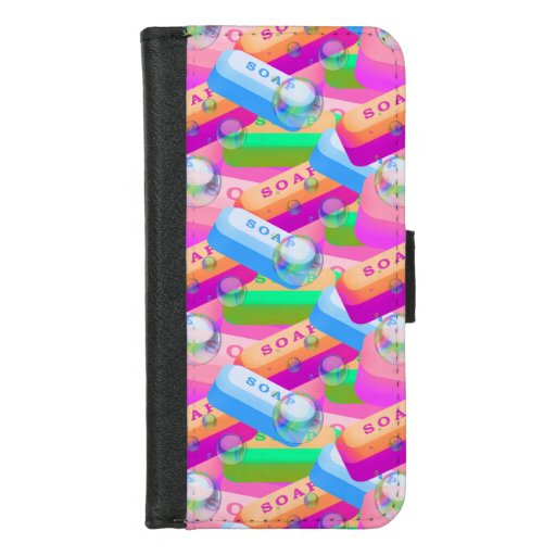Wash Hands with Soap Sanitary iPhone 8/7 Case