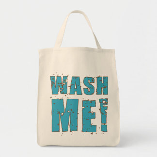 Wash Me! Tote Bag