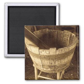 Wash Tub Fridge Magnet