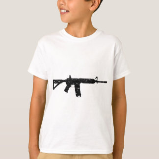 Wash Worn AR15 T-Shirt