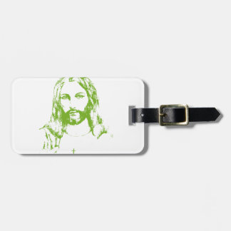 Wash Your Hands And Pray - Jesus And Germs... Bag Tag