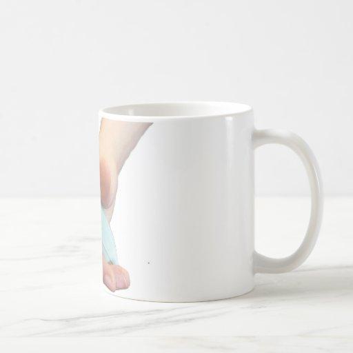 Wash Your Hands! Classic White Coffee Mug