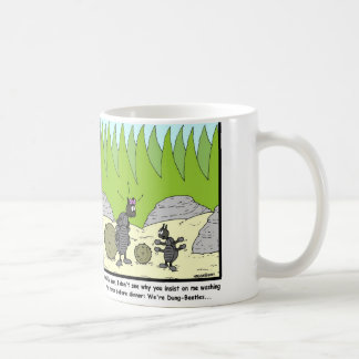 Wash your hands! coffee mug