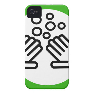 Wash Your Hands iPhone 4 Case-Mate Case