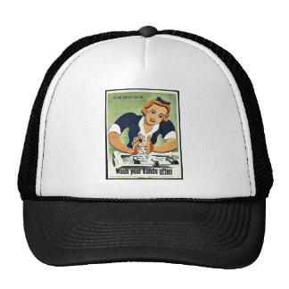 Wash Your Hands Often Trucker Hat