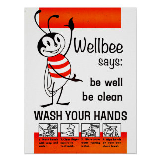 Wash-Your-Hands Poster