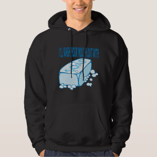 Wash Your Mouth Out Hoodie