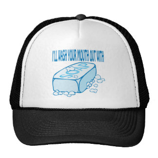 Wash Your Mouth Out Trucker Hat