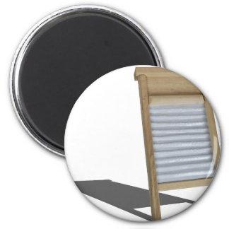 Washboard112810 2 Inch Round Magnet