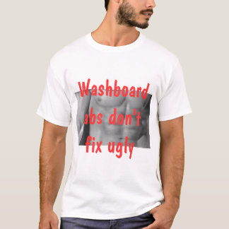 Washboard Abs T-Shirt