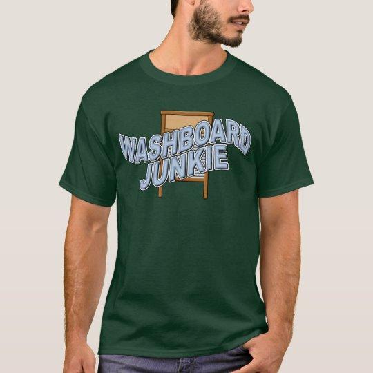 Washboard Junkie T-Shirt
