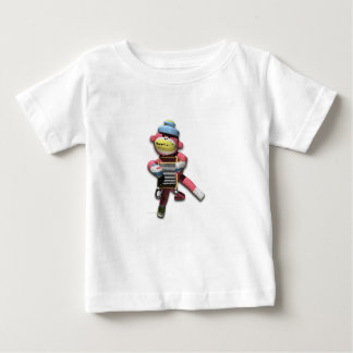 Washboard Monkey Baby T-Shirt