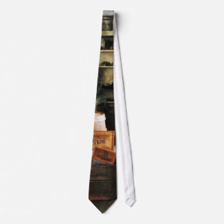 Washboards and Soap Neck Tie