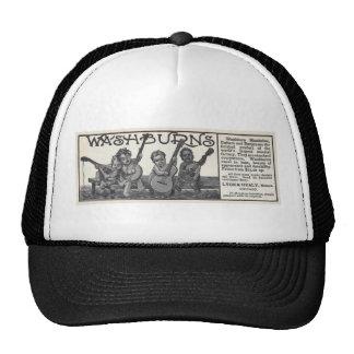 Washburn Ad Hat