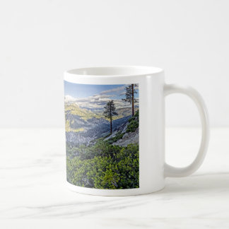 Washburn Point Panorama Coffee Mug