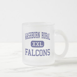 Washburn Rural Falcons Middle Topeka Kansas Coffee Mugs
