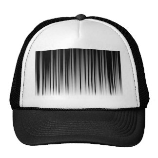 Washed Barcode Trucker Hat