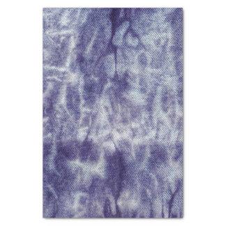 """Washed Denim Design #6 @ Emporio Moffa 10"""" X 15"""" Tissue Paper"""