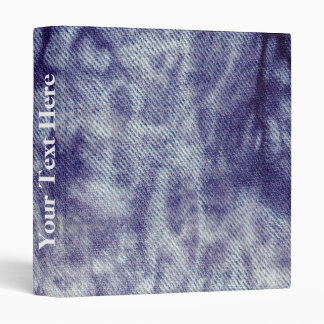 Washed Denim Design #6 @ Emporio Moffa Binder
