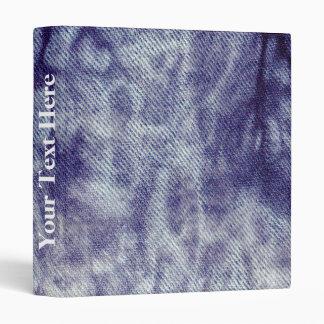 Washed Denim Design #6 @ Emporio Moffa Binder