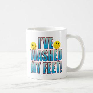 Washed Feet Life B Coffee Mug