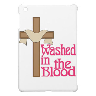 Washed In The Blood Cover For The iPad Mini
