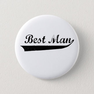 "Washed out ""Best Mam"" design Button"