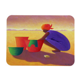 Washer Woman 1999 Magnet