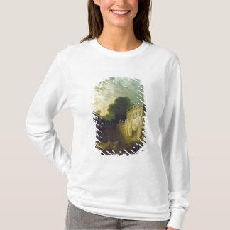 Washerwomen in the Moat of an Italian Villa T-Shirt