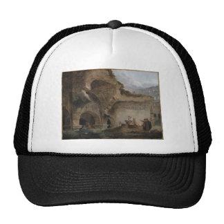 Washerwomen in the Ruins of the Colosseum Hubert Trucker Hat