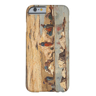 Washerwomen on the Banks of the Durance, 1866 Barely There iPhone 6 Case