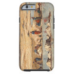 Washerwomen on the Banks of the Durance, 1866 Tough iPhone 6 Case