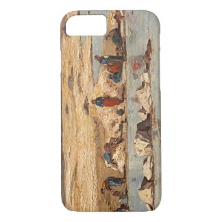 Washerwomen on the Banks of the Durance, 1866 iPhone 8/7 Case