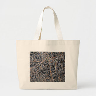 Washi paper under the microscope tote bags