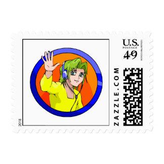 Washi Stamp