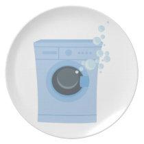 Washing Machine Dinner Plate