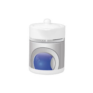 washing machine icon teapot