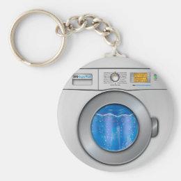 Washing Machine Keychain