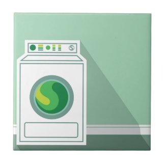 tile washing machine