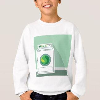 Washing Machine Laundry Room Sweatshirt