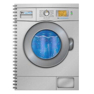 Washing Machine Notebook