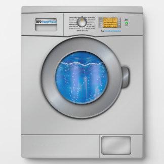 Washing Machine Photo Plaques