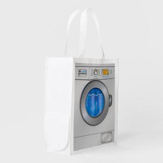 Washing Machine Reusable Grocery Bag