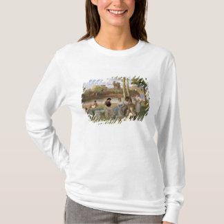 Washing on the Tiber, 1864 T-Shirt