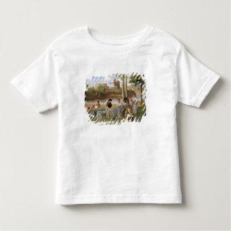 Washing on the Tiber, 1864 Toddler T-shirt