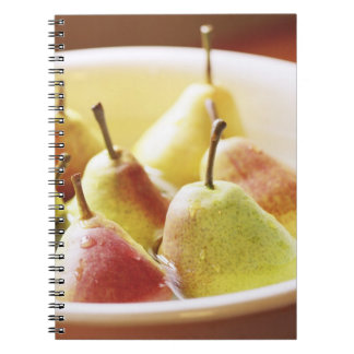 Washing Pears Spiral Notebook