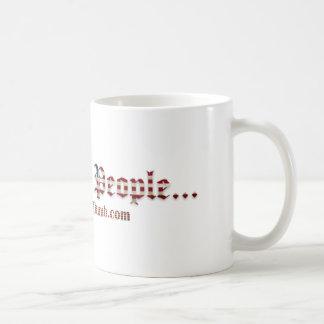 WashingDumb We the People Mug